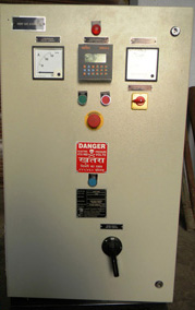 compressor control panels expoter india